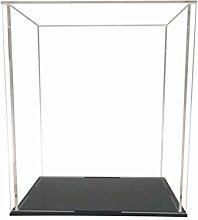 LM-Coat rack XINGLL Acrylic Display Case Showcase,