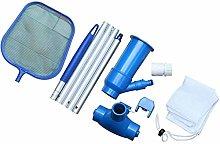 LMEIL Basic Pool Maintenance Kit Pond Vacuum