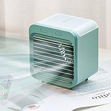 Lmlly Portable Air Cooler, Mini Air Conditioner