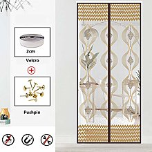 LMWB Magnetic Fly Screen Door, for Anti Mosquito