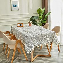 LMWB Table Cover,Tablecloth,Cotton and linen