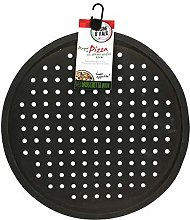 LNG Perforated Silicone Pizza Tray – Oven
