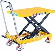 Loadsurfer 150kg Mobile Scissor Lift Hydraulic