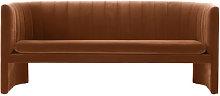 Loafer SC26 Straight sofa - / 3 seats - L 185 cm /