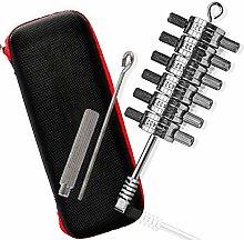 Loboo Idea Ford Tibbie Pick & Decoder Hand Tool, 6