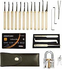 Loboo Idea Lock Picking Set, 20pcs Lock Pick Tool