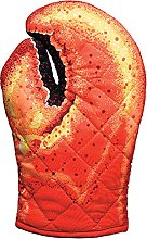 Lobster Claw Oven Mitt, Cotton Designed for Light