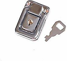 Lock Pad 1Pcs J402 Cabinet Box Square Lock with