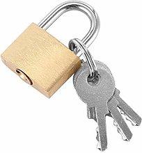 Lock Pad New Cabinet Luggage Security Metal Lock
