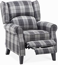 Lockerbie Manual Recliner ClassicLiving Upholstery
