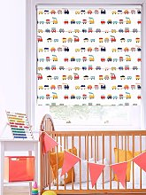 Locomotive Blackout Roller Blind