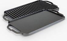 Lodge Cast Iron Reversible Rectangular Grill Pan /