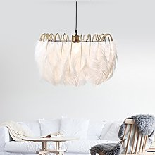 LOFAMI Retro Industrial Style Crystal Glass Chandelier Iron