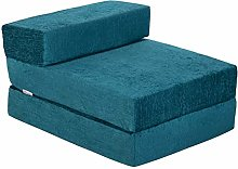 Loft 25 Single Fold Out Chair Chenille Z Bed |