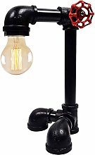 Loft Lighting Vintage Industrial Wooden Water Pipe