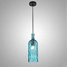 Loft Pendant Light Modern Style - Wine Bottle