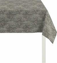 Loft Style Tablecloth Apelt Colour: Grey