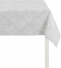 Loft Style Tablecloth Apelt Colour: Light grey