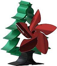Log Burner 5 Blades Chimney Fan, Thermal Energy