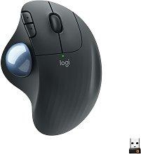 Logitech ERGO M575 Wireless Mouse - Grey
