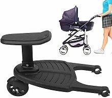 logozoee Stroller Standing Board, Baby Stroller