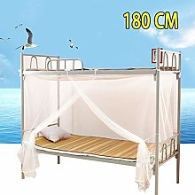 LOH Bunk Bed Mosquito Net Four Corner Bed