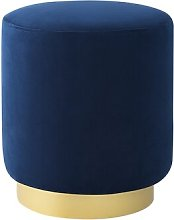 Lola Footstool Julian Joseph Upholstery Colour:
