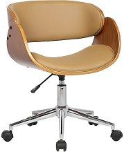 Lomax Ergonomic Desk Chair Blue Elephant
