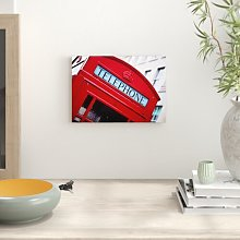 London Telephone Box Photographic Print Big Box Art