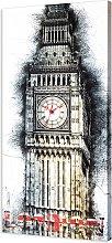 LONDON TIME G2470 PINTDECOR watch
