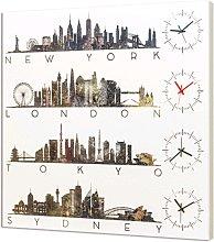 LONDON TIME G3564 PINTDECOR watch