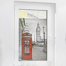 London Window Sticker East Urban Home