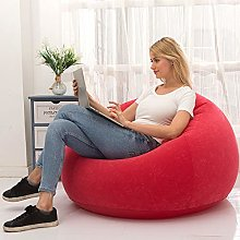 LONEEDY Inflatable Chair Sofa, Blow up Seat Gaming