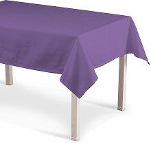 Loneta Tablecloth Dekoria Size: 130cm W x 130cm L,