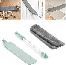 Long Dust Brush, Bedside Dust Brush Adjustable