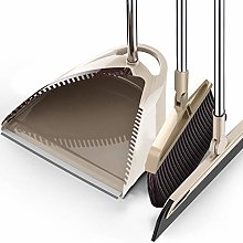 Long Handle Dustpan & Broom,Upright Long