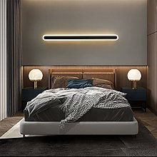 Long Strip Indoor Wall Light Lamps LED Dimmable