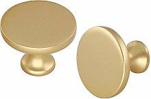 LONTAN Furniture Knobs Gold Door Knob Cabinet 20