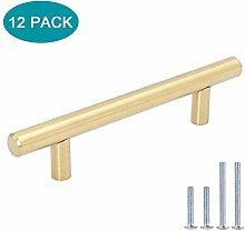 LONTAN Gold Cabinet Handles Cabinet Pulls 102mm