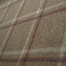 Loome Iona 'Bark Plaid' : Brown Wool