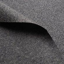 Loome Iona 'Charcoal Plain' : Grey Wool