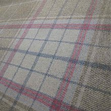 Loome Iona 'Fawn Plaid' : Beige Wool