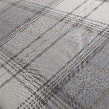 Loome Iona 'Flint Plaid' : Grey Wool