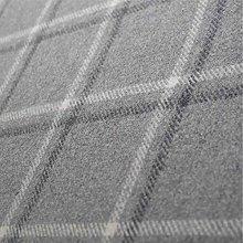 Loome Iona 'Pebble Plaid' : Grey Wool