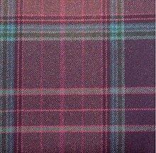 Loome Iona 'Purple Ling Plaid' : Purple