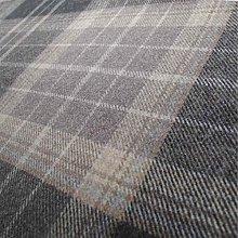 Loome Iona 'Walnut Plaid' : Brown Wool