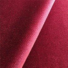 Loome Oberon 'Claret Plain' : Red Velvet