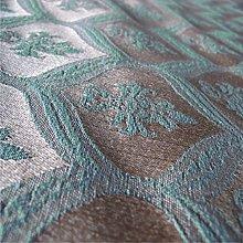 Loome Porchester 'Rococo Blue Pattern' :