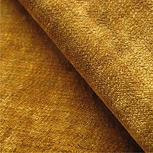 Loome Tabley 'Ingot Plain' : Gold Velvet