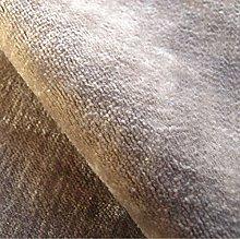 Loome Tabley 'Mink Plain' : Beige Velvet